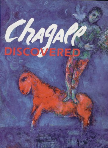 9785269003917: CHAGALL DISCOVERED (From Russian and private collections)
