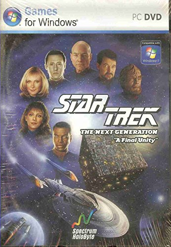 9785352164044: Star Trek: the Next Generation: a Final Unity: Collector's Edition: Series 1