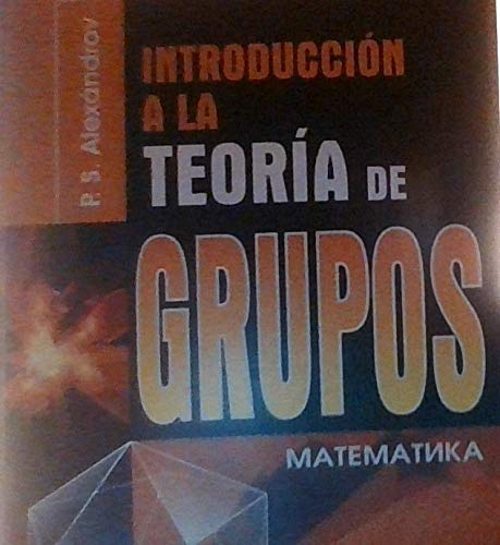 9785354011292: Introducción a la teoría de grupos