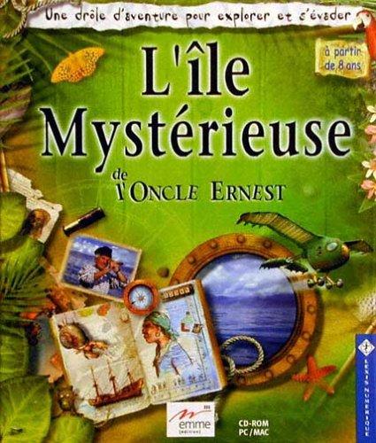9785373111065: L'île mystérieuse de l'oncle Ernest