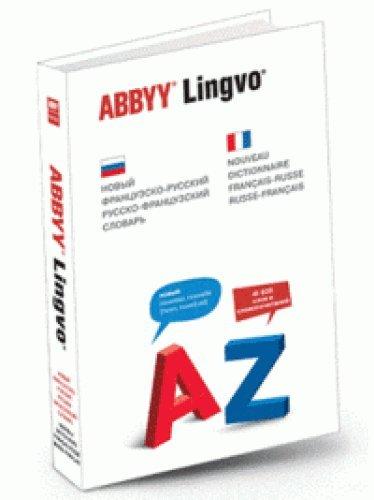 9785391000372: Novyj Francuzsko Russkij Russko Francuzskij Slovar Nouveau Dictionnaire Francais Russe Russe Fran