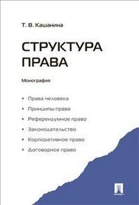 9785392064717: Struktura prava. Monografiya
