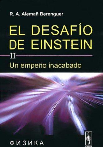 9785396002142: El desafio de Einstein: Un empeño inacabado. Vol. 2
