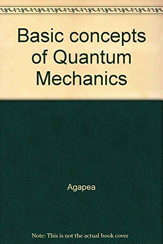 BASIC CONCEPTS OF QUANTUM MECHANICS.: L.V. TARASOV