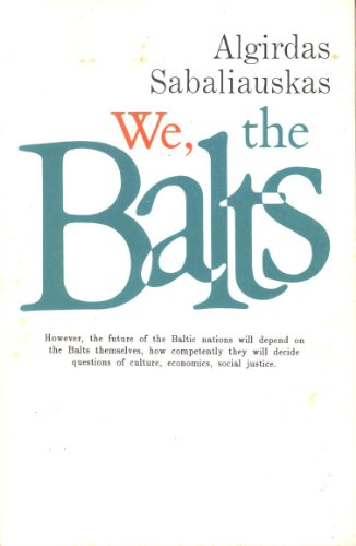 9785420012260: We, the Balts