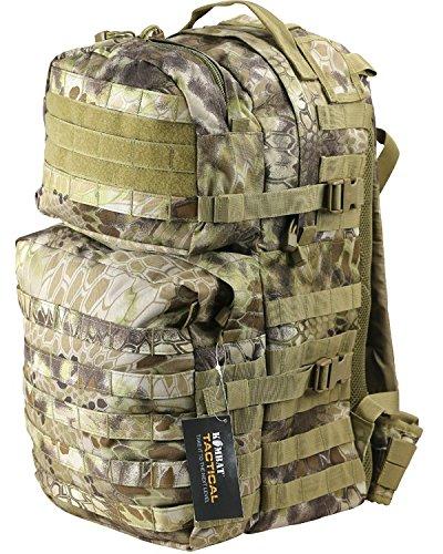 9785423111830: 40 ltr Raptor Kam Desert Medium Molle Military Hunting Rucksack