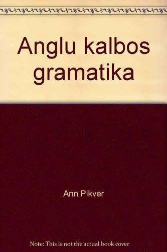 9785430020774: Anglu kalbos gramatika