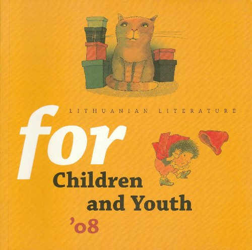 9785430033774: Lithuanian Literature for Children and Youth '08
