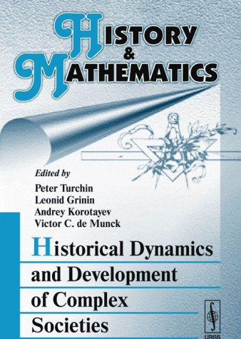 9785484010028: History & Mathematics: Historical Dynamics and Development of Complex Societies