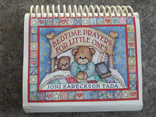 Bedtime Prayers for Little Ones: Standard-Size Daybrightener: Joni Eareckson Tada