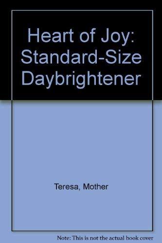 9785504400563: Heart of Joy: Standard-Size Daybrightener
