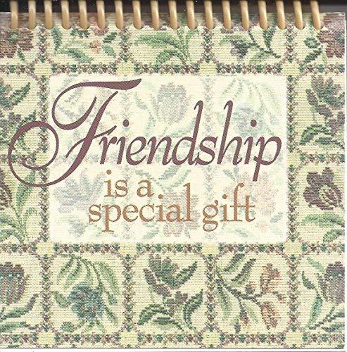 9785504401225: Friendship is a Special Gift-Calendar