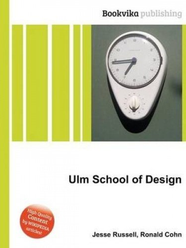 9785508568702: Ulm School of Design