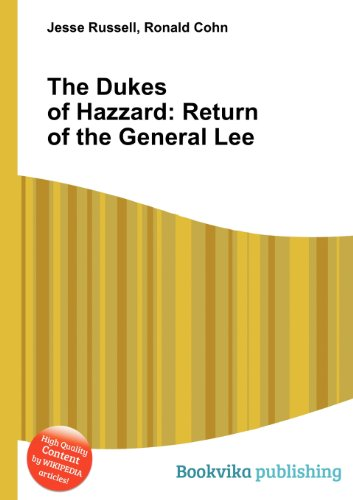 9785510959451: The Dukes of Hazzard: Return of the General Lee