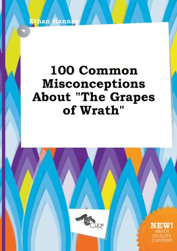 9785517237415: 100 Common Misconceptions about the Grapes of Wrath