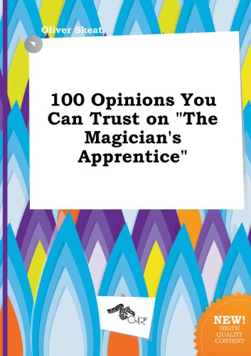 9785517282101: 100 Opinions You Can Trust on the Magician's Apprentice