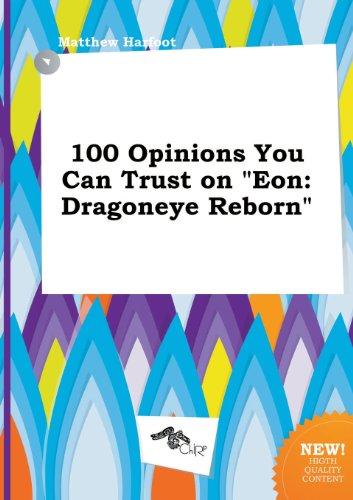 9785517315397: 100 Opinions You Can Trust on Eon: Dragoneye Reborn