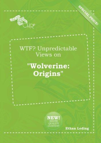 9785518180130: Wtf? Unpredictable Views on Wolverine: Origins