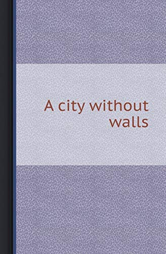 9785518416154: A City Without Walls