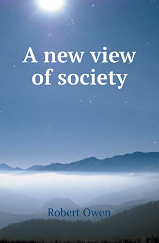 9785518420632: A New View of Society