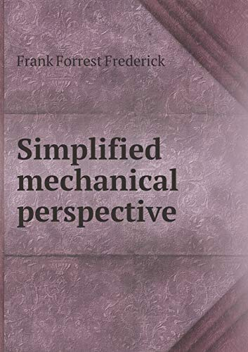 9785518436084: Simplified mechanical perspective
