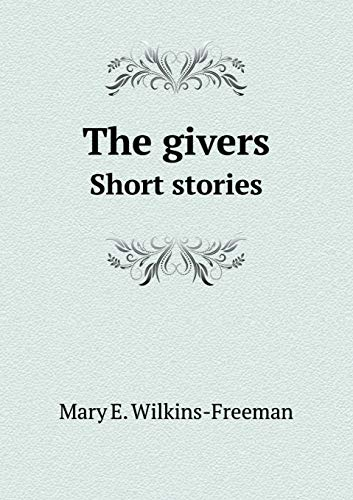 9785518438934: The Givers Short Stories