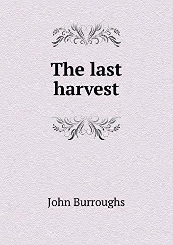 9785518439757: The Last Harvest