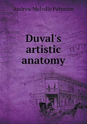 9785518471559: Duval's artistic anatomy