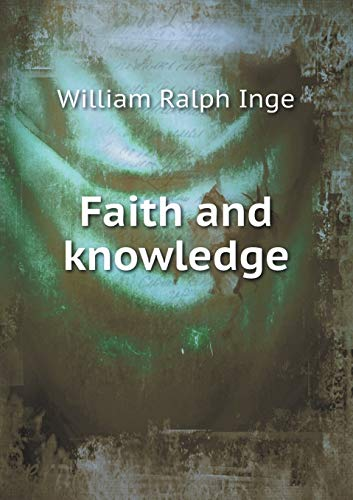 9785518473164: Faith and Knowledge