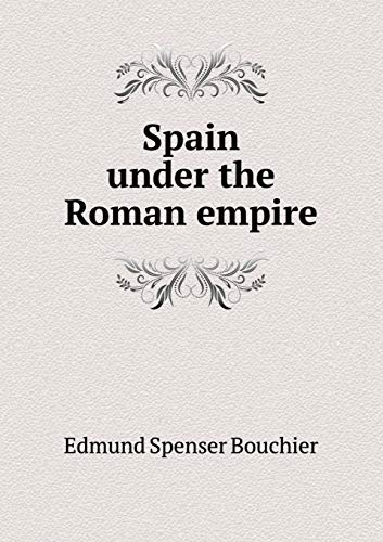 9785518486362: Spain Under the Roman Empire