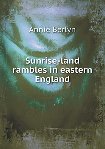 9785518493889: Sunrise-Land Rambles in Eastern England