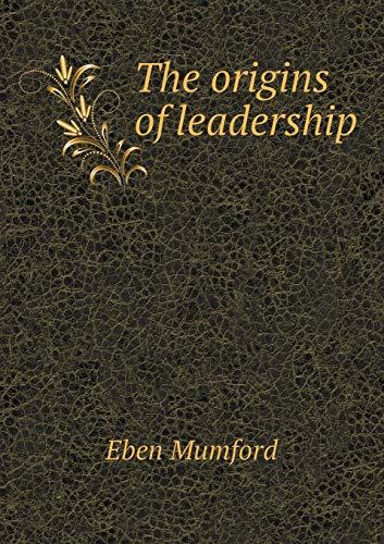 9785518498440: The origins of leadership