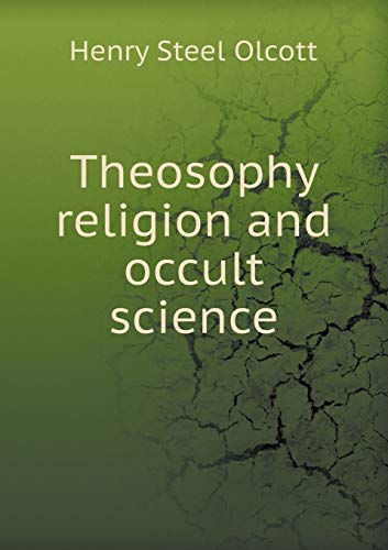 9785518499690: Theosophy Religion and Occult Science