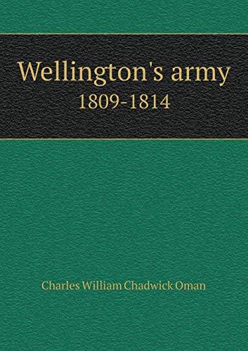 9785518526730: Wellington's army 1809-1814