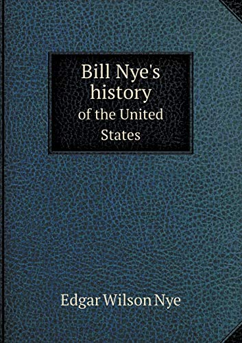 9785518532359: Bill Nye's history of the United States