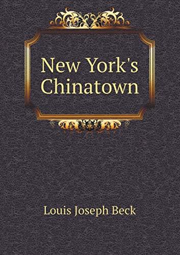 9785518593534: New York's Chinatown