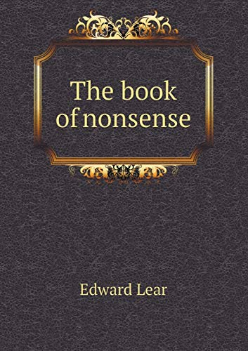 9785518596139: The Book of Nonsense