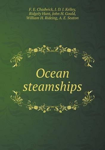 9785518599635: Ocean steamships