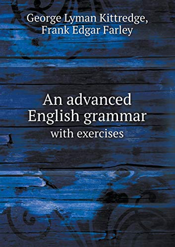 9785518648036: An Advanced English Grammar with Exercises