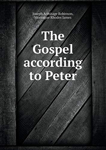 9785518656215: The Gospel According to Peter