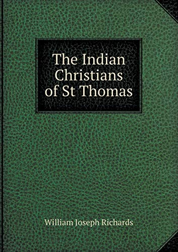 9785518656482: The Indian Christians of St Thomas