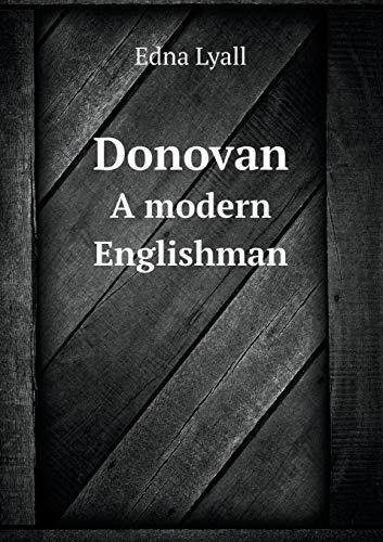 9785518663077: Donovan a Modern Englishman