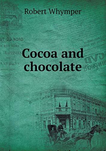 9785518669253: Cocoa and Chocolate