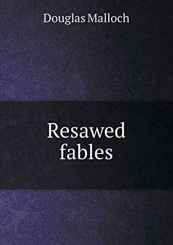 9785518675353: Resawed fables
