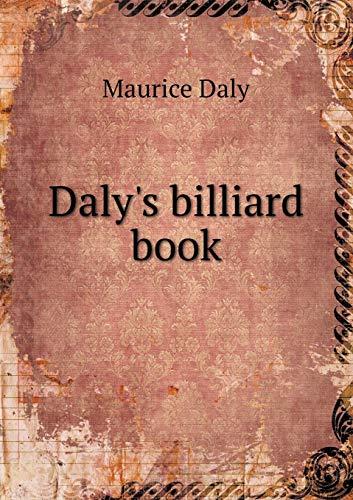 9785518680548: Daly's billiard book