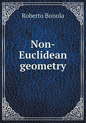 9785518685413: Non-Euclidean geometry