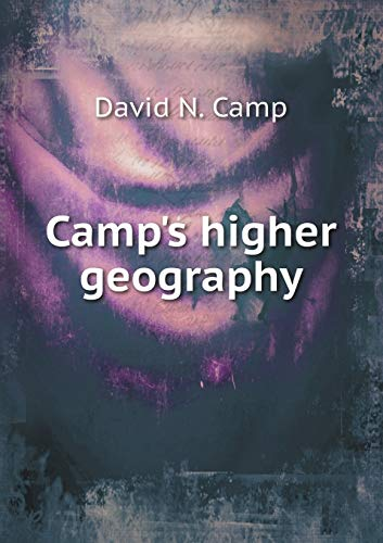 9785518689718: Camp's higher geography