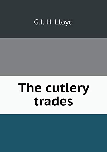 9785518695979: The cutlery trades