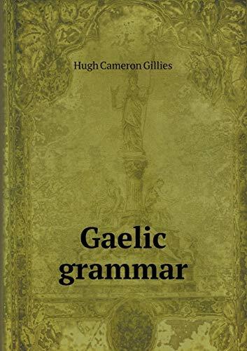 9785518696525: Gaelic grammar