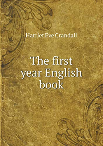 9785518699526: The first year English book
